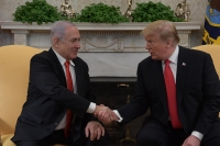 PM Netanyahu and POTUS Trump のコピー 2